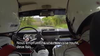 Le Tour Auto 2017 en Peugeot 204 Coupé : l'envers du décor !