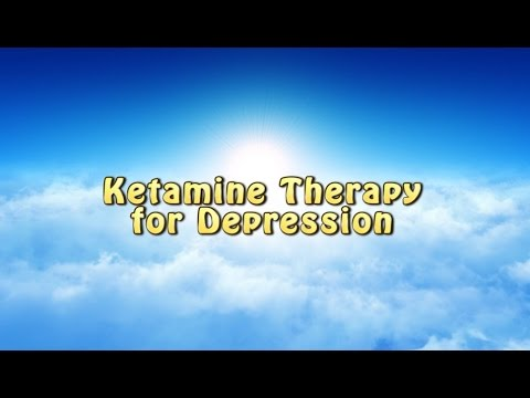 Ketamine Treatment for Depression