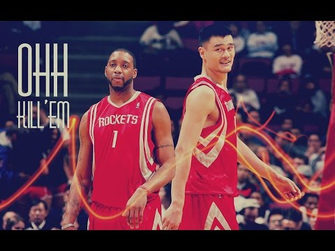 Tracy McGrady & Yao Ming Mix -