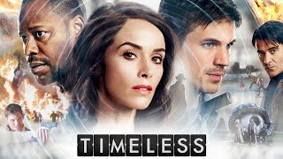 Timeless (NBC) Trailer HD