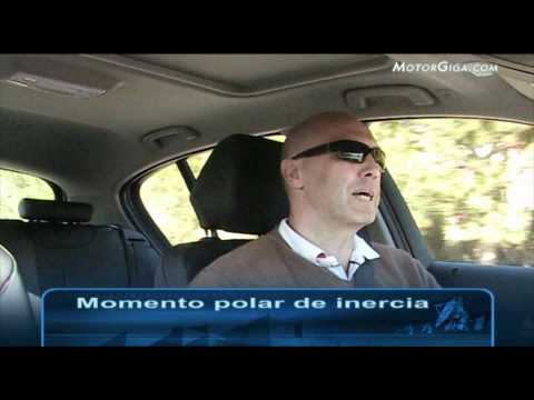 Prueba dinámica BMW Serie 1 2012