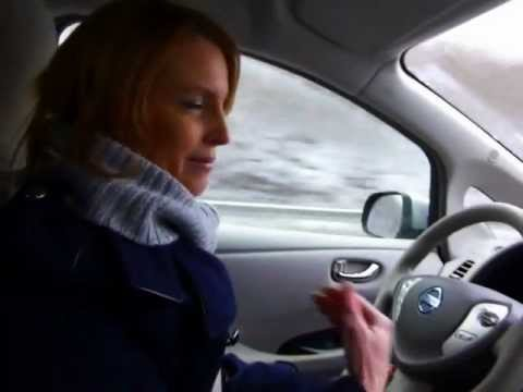 (winter) Range Anxiety in the Nissan Leaf