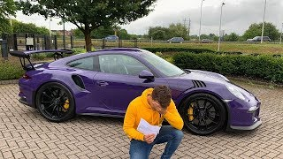 BAD NEWS About My GT3RS! *Huge Bill*