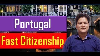 Portugal Easy Work Permit and PR