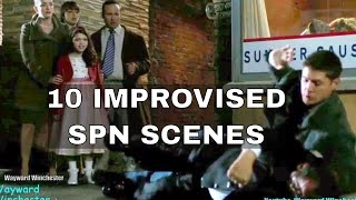10 Supernatural Scenes You Didn't Know Were Improvised