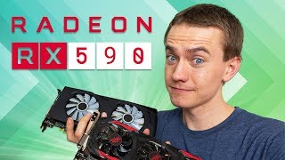 RX 590 Launching Tomorrow! - What You Need To Know
