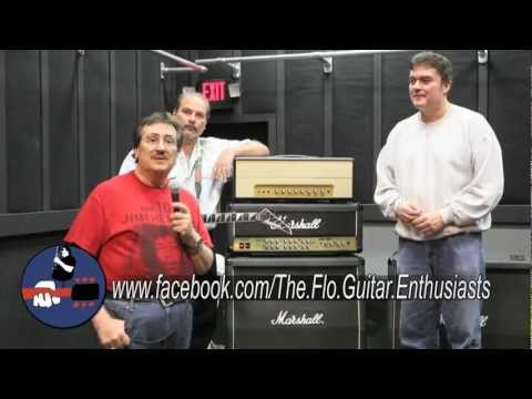 Ceria Tone Chupacabra 50 Watt Amp Demo -Marshall Modifications-