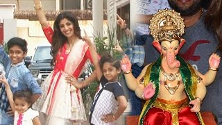 Shilpa Shetty DANCE Ganpati Visarjan 2016 | The Super Dancer - Dance Ka Kal