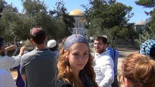 Temple Mount, Tisha B'Av, 5774/August 5, 2014