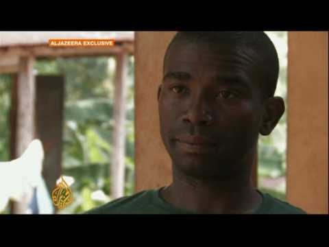 Haitian rebel slams quake response Video