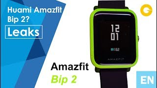 Amazfit Bip 2 : What we know so far? LEAKS IMAGE!