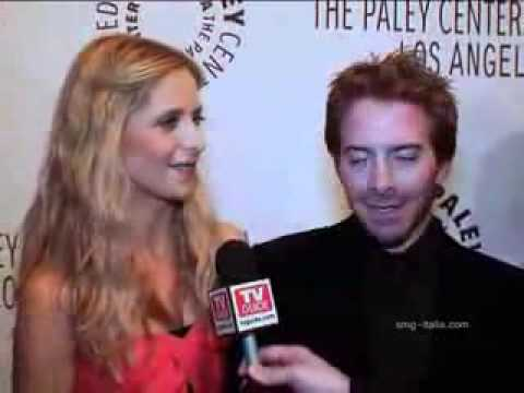 Sarah Michelle Gellar and Seth Green TV Guide Video
