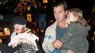 Gwen Stefani And Gavin Rossdale Spending Holiday Time Together [2008]