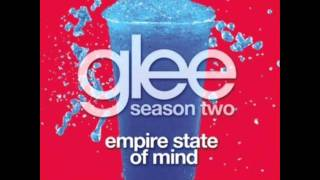 Watch Glee Cast Empire State Of Mind video