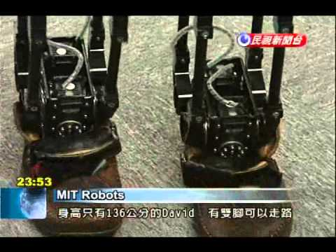 Local researchers develop robots to perform household services