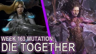 Starcraft II: Die Together [Invincible Slivers]