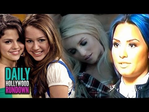 Demi Lovato Talks Cocaine Addiction (VIDEO)! Miley Cyrus Teases Selena Gomez?