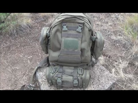 3V Gear Paratus 3 Day Operator's Pack Review.