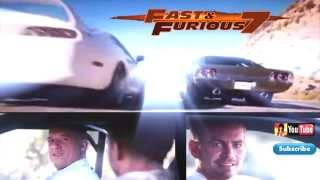 FAST & FURIOUS 7 (2015) - TV Spot #12 (V2) **NEW FOOTAGE** [HD] PAUL WALKER