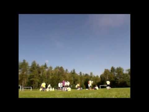 Touchline Thetford Academy final day - Week 2