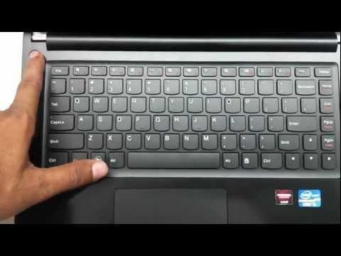lenovo ideapad s400 ultraslim notebook