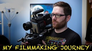 My Filmmaking Journey - No Budget Films, Auditorium 6, Notes from Melanie & More!