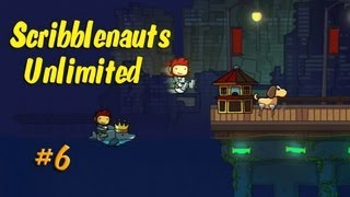 Scribblenauts: Unlimited Wii U Commentary 6 Object Editor Fun