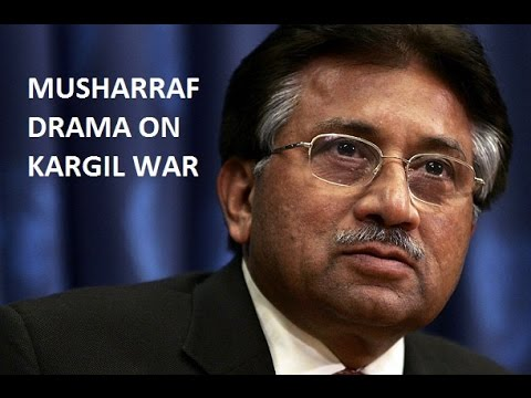 Pakistan Army caught India by throat during Kargil war says Pervez Musharraf