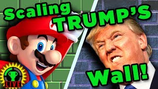 MARIO vs. TRUMP! | Super Trump