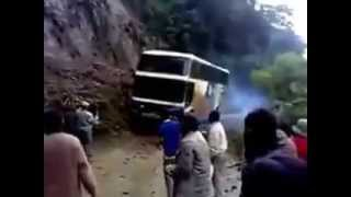 Uttarakhand Disaster (Bus Fall from Mountain )