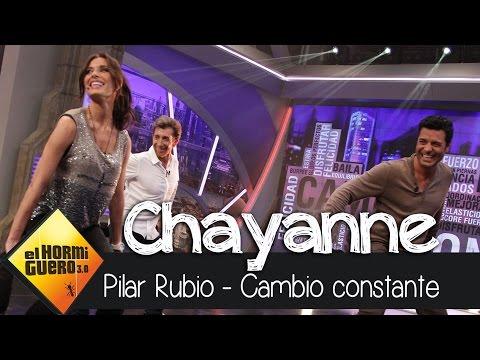 Chayanne, Pablo Motos y Pilar Rubio hacen ejercicio en El Hormiguero 3.0