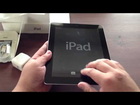 Unboxing and First Impressions: Apple iPad 4!