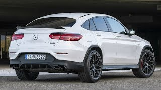 2017 Mercedes GLC 63 S AMG 4MATIC+ Coupe - Exhaust Sound, 700 Nm, 510 hp