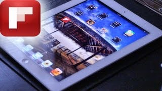 Flipboard  iPad -   