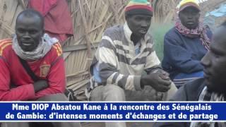 A la rencontre des Sénégalais de Gambie