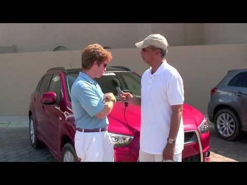2011 Mitsubishi Outlander Sport, Interview