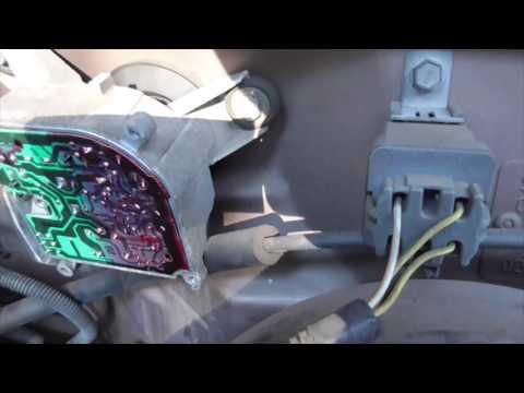1994 Silverado Wiper Control Board Repair