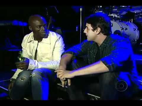 Seal - Entrevista Video Show 22/03/2011 (Com Cenas Do Show No Rio De Janeiro)
