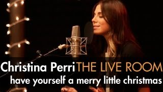 Watch Christina Perri Have Yourself A Merry Little Christmas video