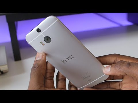 HTC One M8 Impressions!