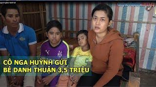 Cô NGA HUỲNH Gửi Bé Danh Thuận Bệnh Viêm Não Và Nhiễm Trùng Máu 3,5 Triệu Đồng
