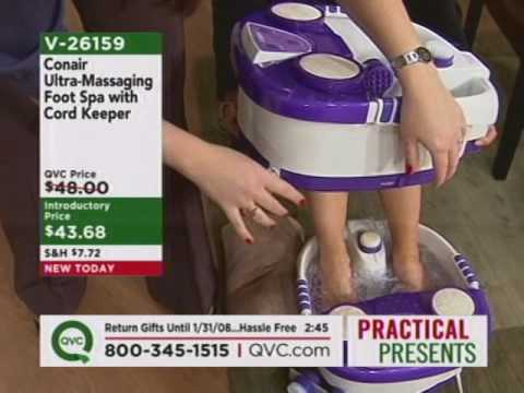 Lisa Robertson Foot Spa