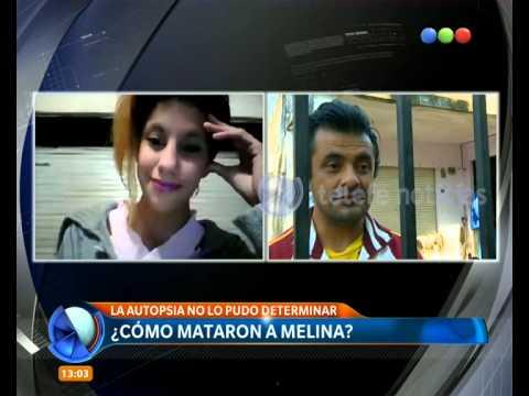 La autopsia de Melina: habla el papá - Telefe Noticias