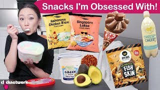 Snacks I'm Obsessed With! - Tried and Tested: EP123