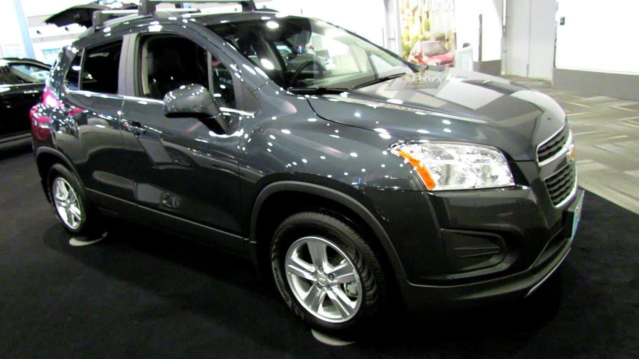 2013 Chevrolet Trax Lt Awd Exterior And Interior