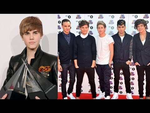 Justin Bieber, One Direction: American Music Awards Predictions 2012 AMAs