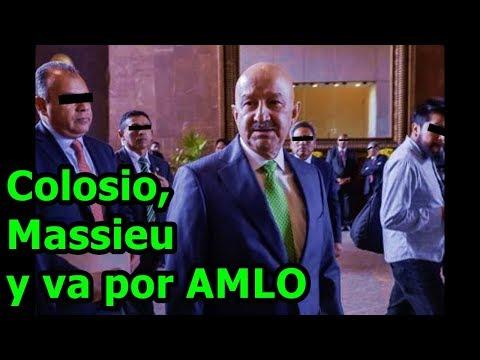 Carlos Salinas de Gortari está desesperado, #AMLO le está provocando lo mismo que le provocó el discurso de #Colosio, por el que le quitó la vida. ¡difundir!