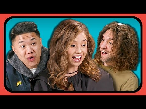 YOUTUBERS REACT TO AVENGERS: INFINITY WAR TRAILER