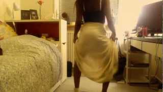 Kenyan girl can whine!!..--KONSHENS-GYAL A BUBLLE 254 WAY