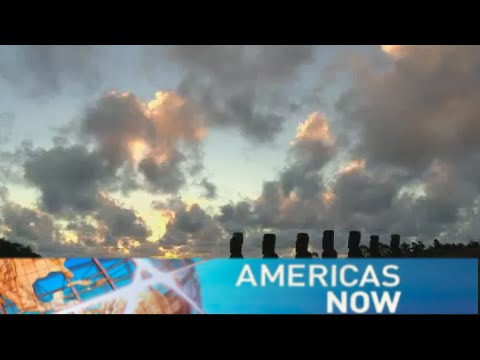 Americas Now 01/25/2016 Chile Promotes Ocean Conservation by Creating Reserve
